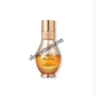 Tinh chất vàng 24K tái sinh da Ohui The First Geniture Ampoule Advanced 20ml
