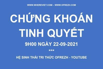 CHỨNG KHOÁN TINH QUYẾT - SÁNG TÁC BỞI LONELY TRADER - WHEREVIET.COM
