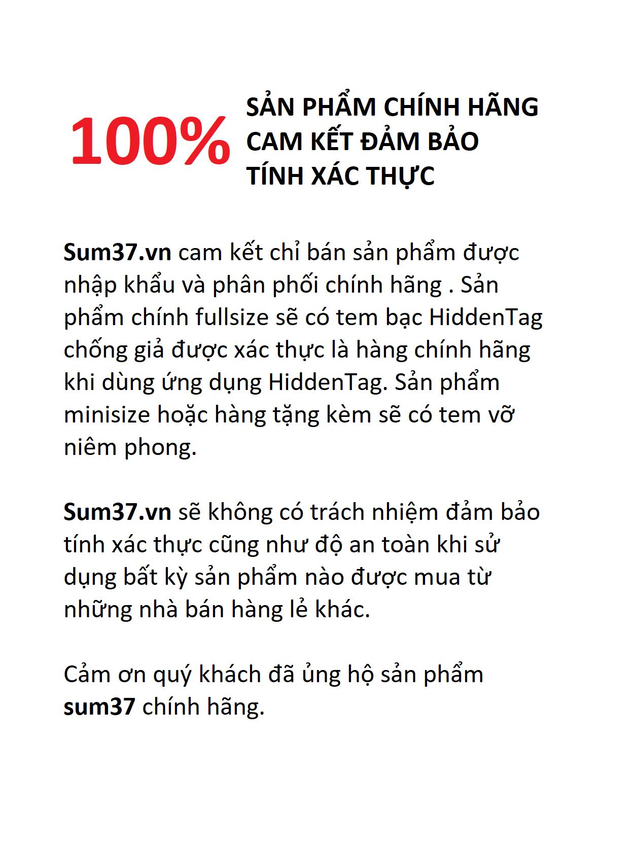 Sữa rửa mặt Sum37 làm sạch sâu Skin Saver Essential Cleansing Foam