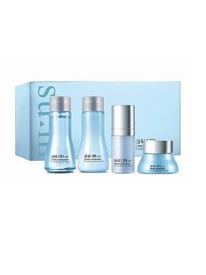 Sum37 Water- full Radiant dưỡng trắng mini 4 pcs khuyến mại TẶNG KÈM CHO ĐƠN MUA HÀNG FULL SIZE GIÁ 2 TRIỆU