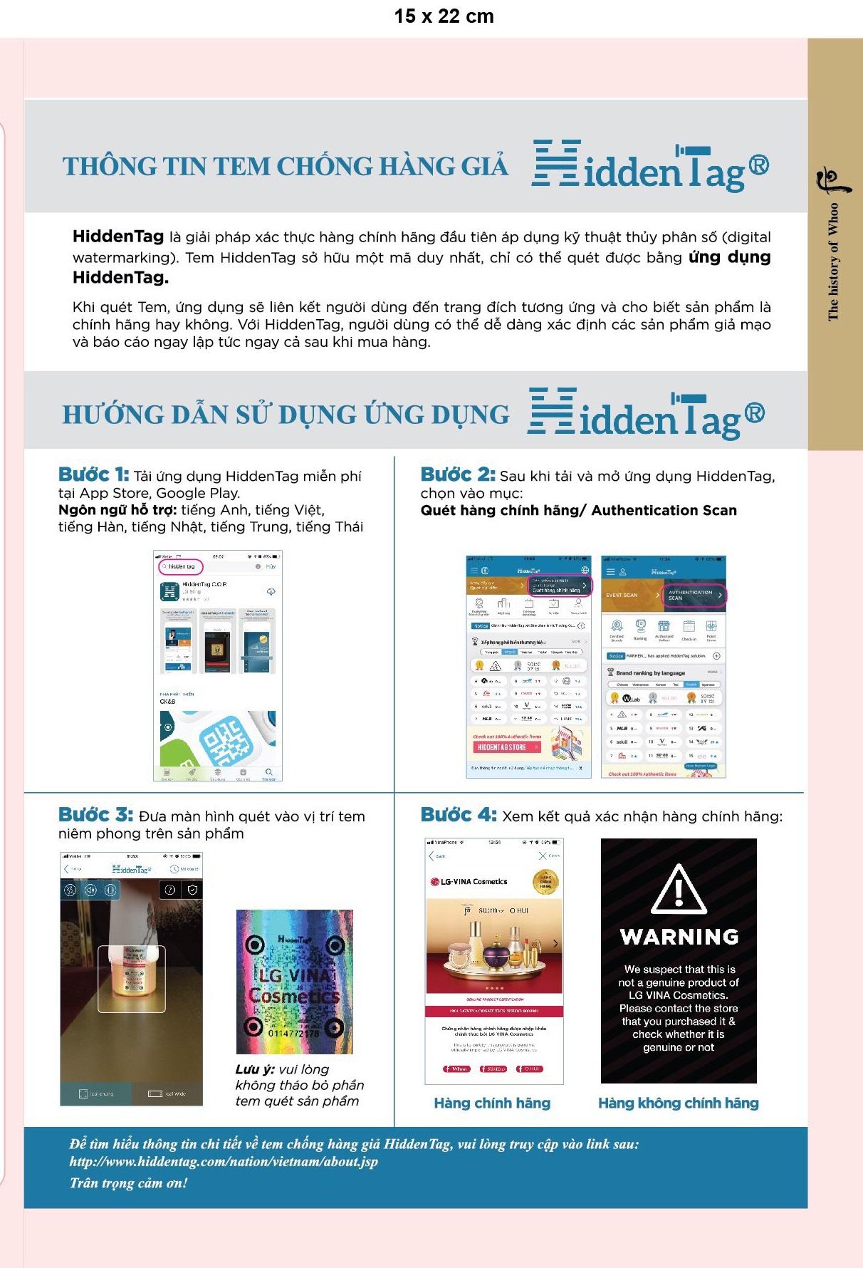 Trial Kit_ Kem dưỡng ẩm Su:m37 Water-full Timeless Water Gel Cream