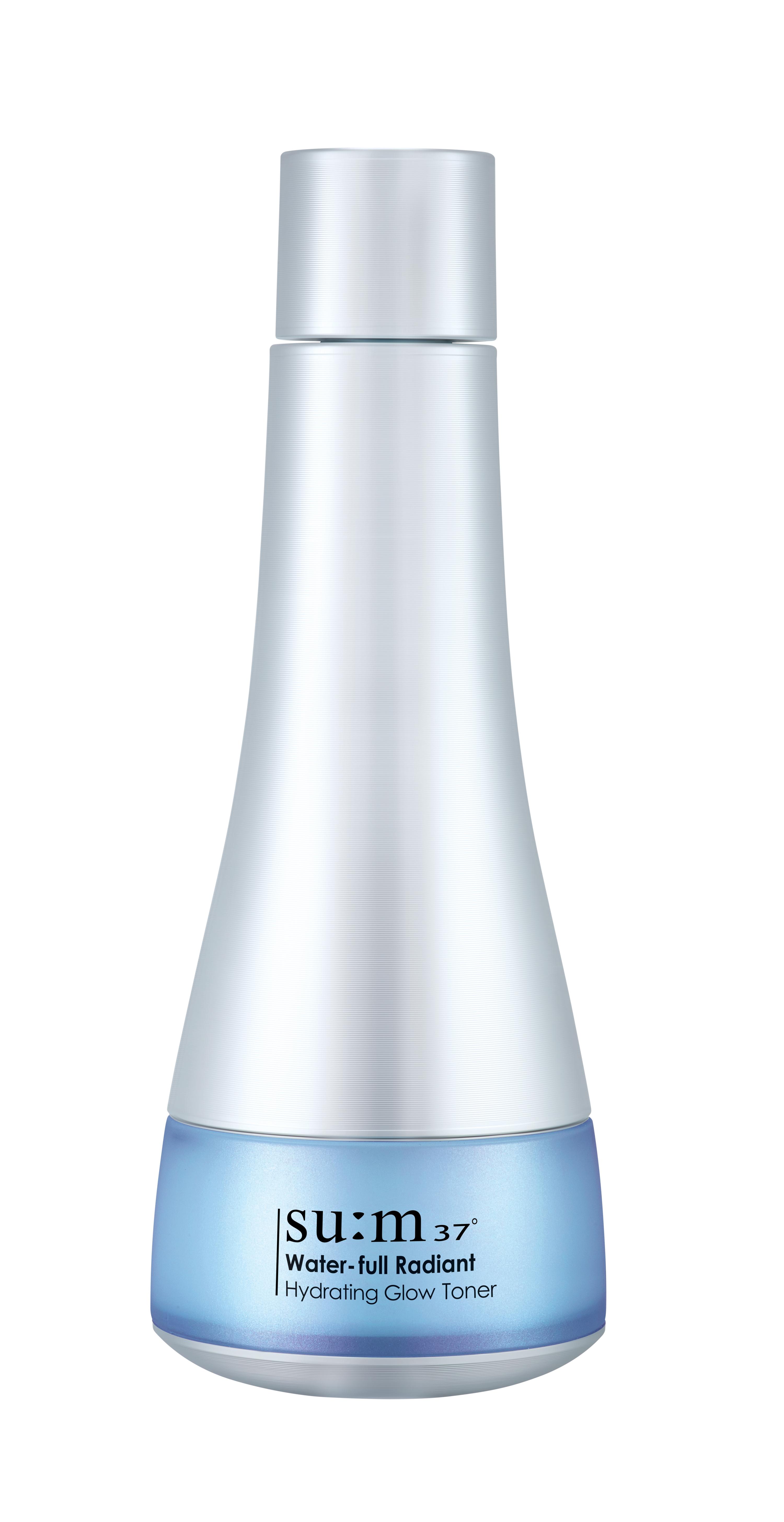 Sum37 Water full Radiant_Nước hoa hồng cấp ẩm dưỡng trắng da