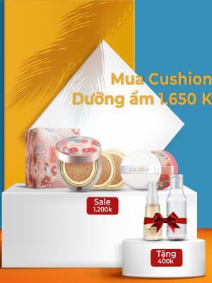 [Khuyến mại giới hạn]  Sum37 Moist Micro Cushion