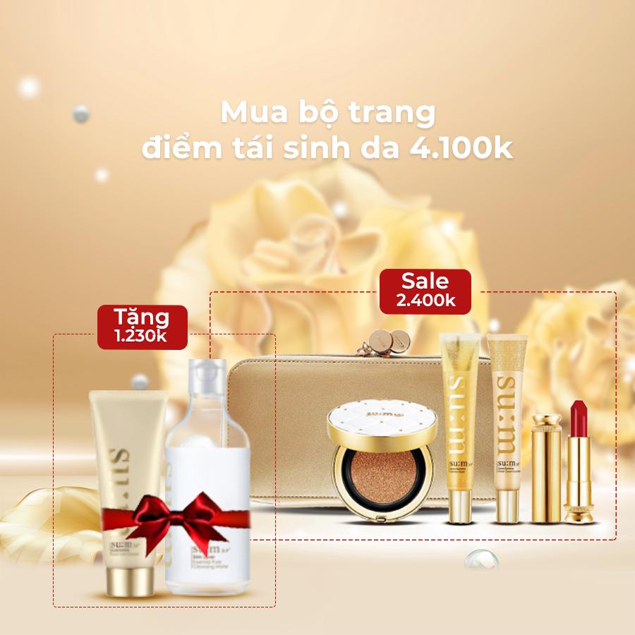 [ Khuyến mại giới hạn ] Sum37 LosecSumma Makeup Special Set