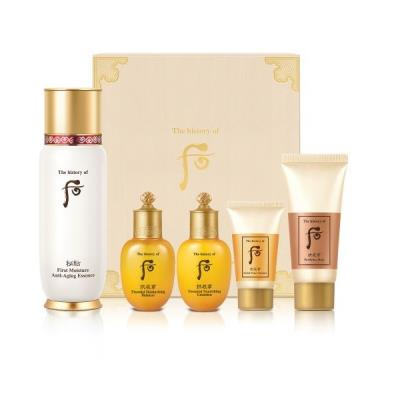 Sét tái sinh Whoo Bichup First Moisture Anti-Aging Essence Special Edition