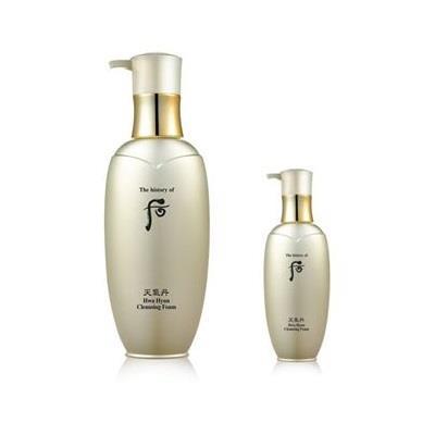 Set Sữa rửa mặt tái sinh làn da cao cấp -  Whoo Cheongidan Radiant Cleansing Foam