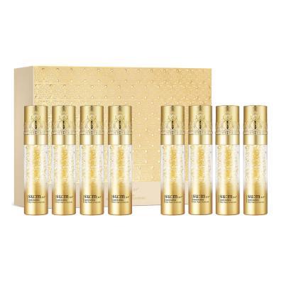 Bộ tinh chất vàng 24k dưỡng da ban đêm Su:m37 Losec Summa Elixir Night Ampoule 80ml