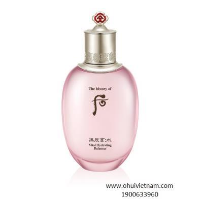 Nước hoa hồng Whoo Gong Jin Hyang Soo Balancer