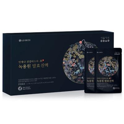 Thực phẩm chức năng Nokyoungwon Balhyo Jin aek