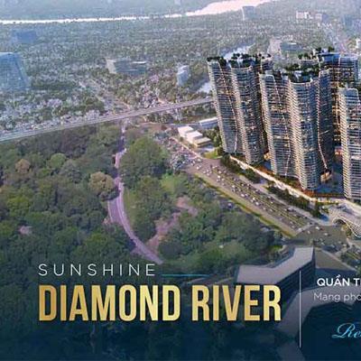 Sunshine Diamond River
