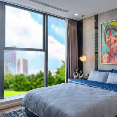 Đẹp hơn cả minh họa, Sunshine City hút mắt với thực tế căn hộ sắp bàn giao