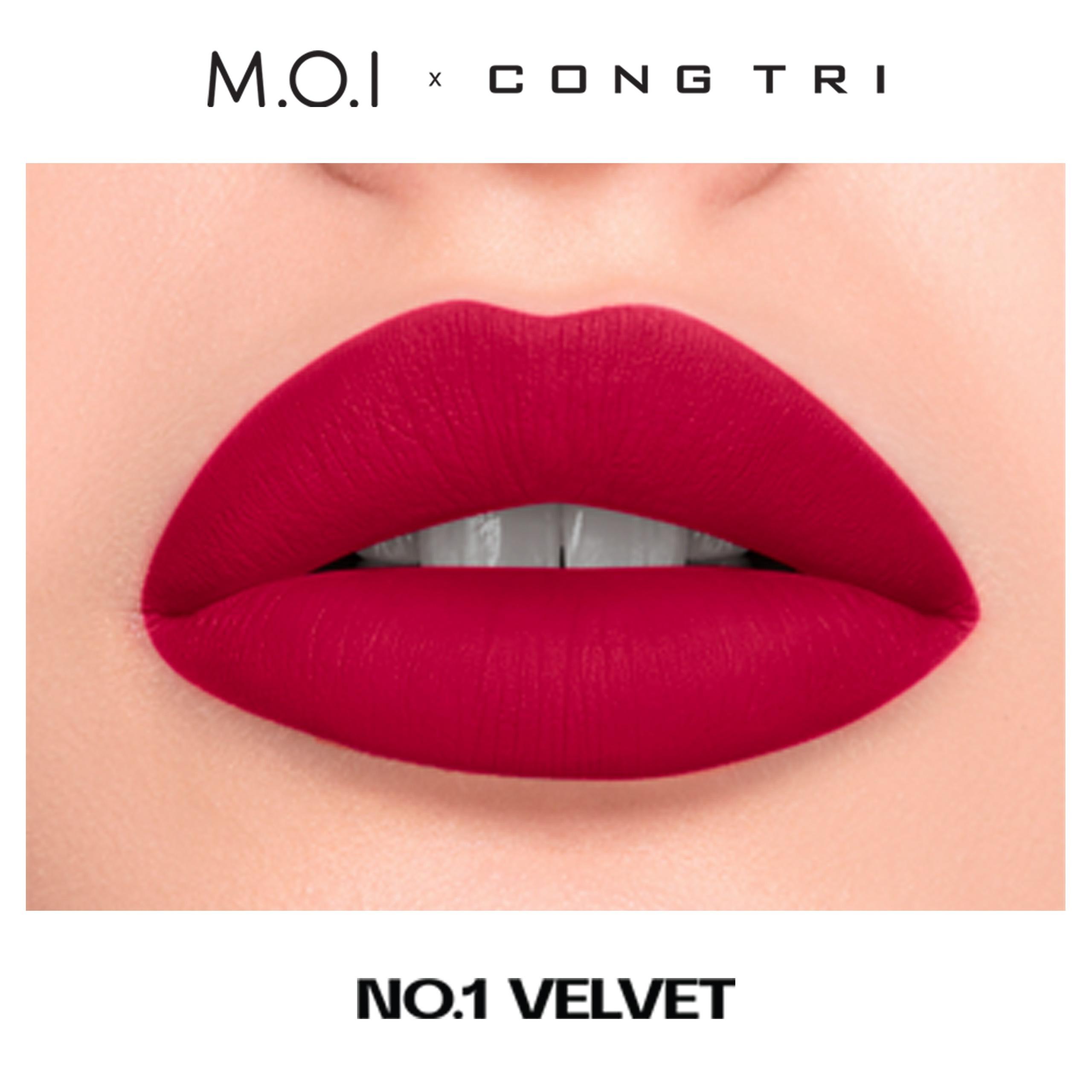 NO.01- VELVET- BST SON M.O.I x CÔNG TRÍ