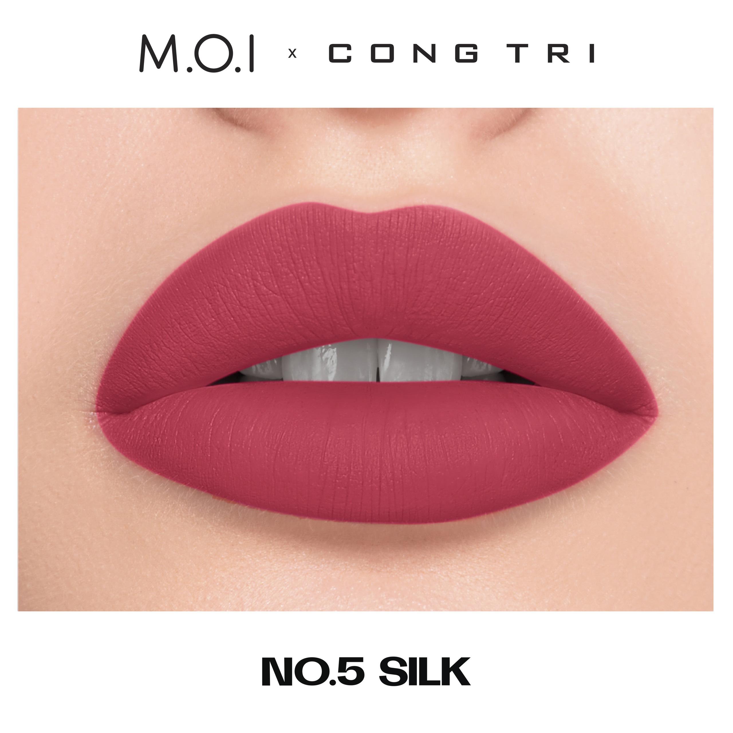 NO.05 -SILK - BST SON M.O.I x CÔNG TRÍ.