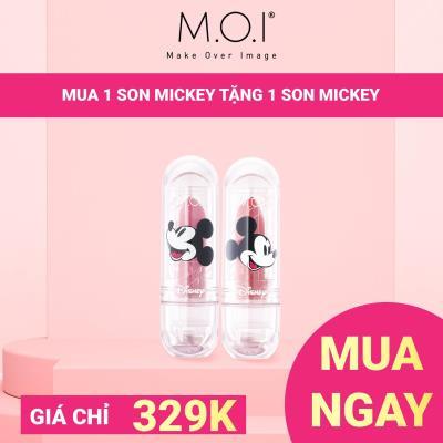 MUA 1 TẶNG 1 SON DƯỠNG MICKEY